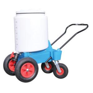 Easy Milk Mixer op 4 wielen