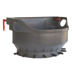 Milkbar 10 calf feeder c:w Ezi-Lock Hooks